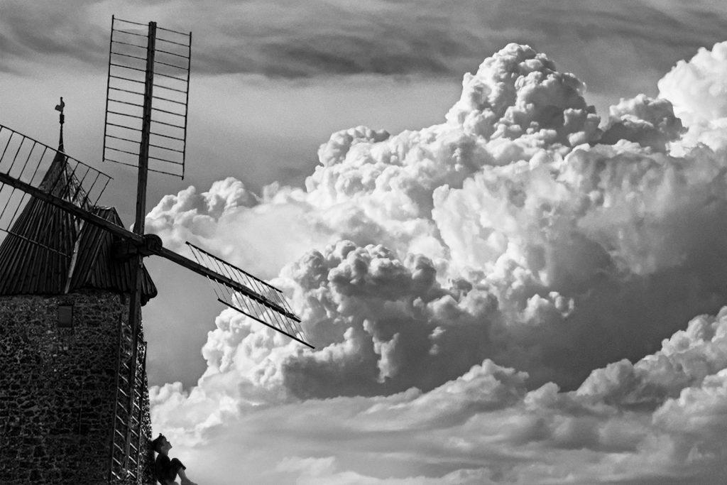 Le moulin des géants